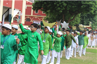 71st Independence Day celebrated at St. Joseph's College
