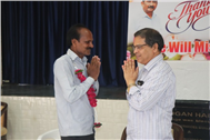 FAREWELL FUNCTION OF COLLEGE STAFF...