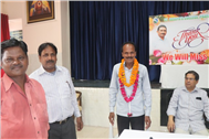 FAREWELL FUNCTION OF COLLEGE STAFF