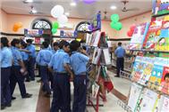 Book Fair Organised at St. Joseph's College, Allahabad