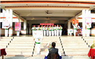 Inter House Carol Singing Competition - Junior 2017