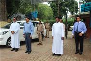 Investiture Ceremony Held at St. Joseph's College