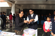 Lucky Draw- Campaign Against Hunger And Disease-2018