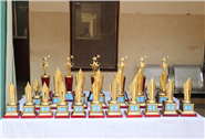 Prize Distributions for the Best Assembly and Class Magazine