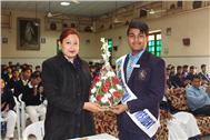 Solo Singing Competition of Classes VIII & IX...