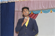 Solo Singing Competition of Classes VIII & IX