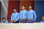 Speech & Debate Competition for Classes IX to XII...