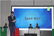 Spell Bee Competition for Classes VI & VII