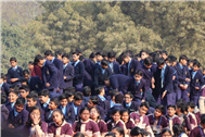 St. Joseph's College Prayagraj joins hands to welcome the Chief Minister and his Special Delegates...