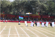 The Post Centenary XXXIV Annual Athletic Meet and P.T. Display