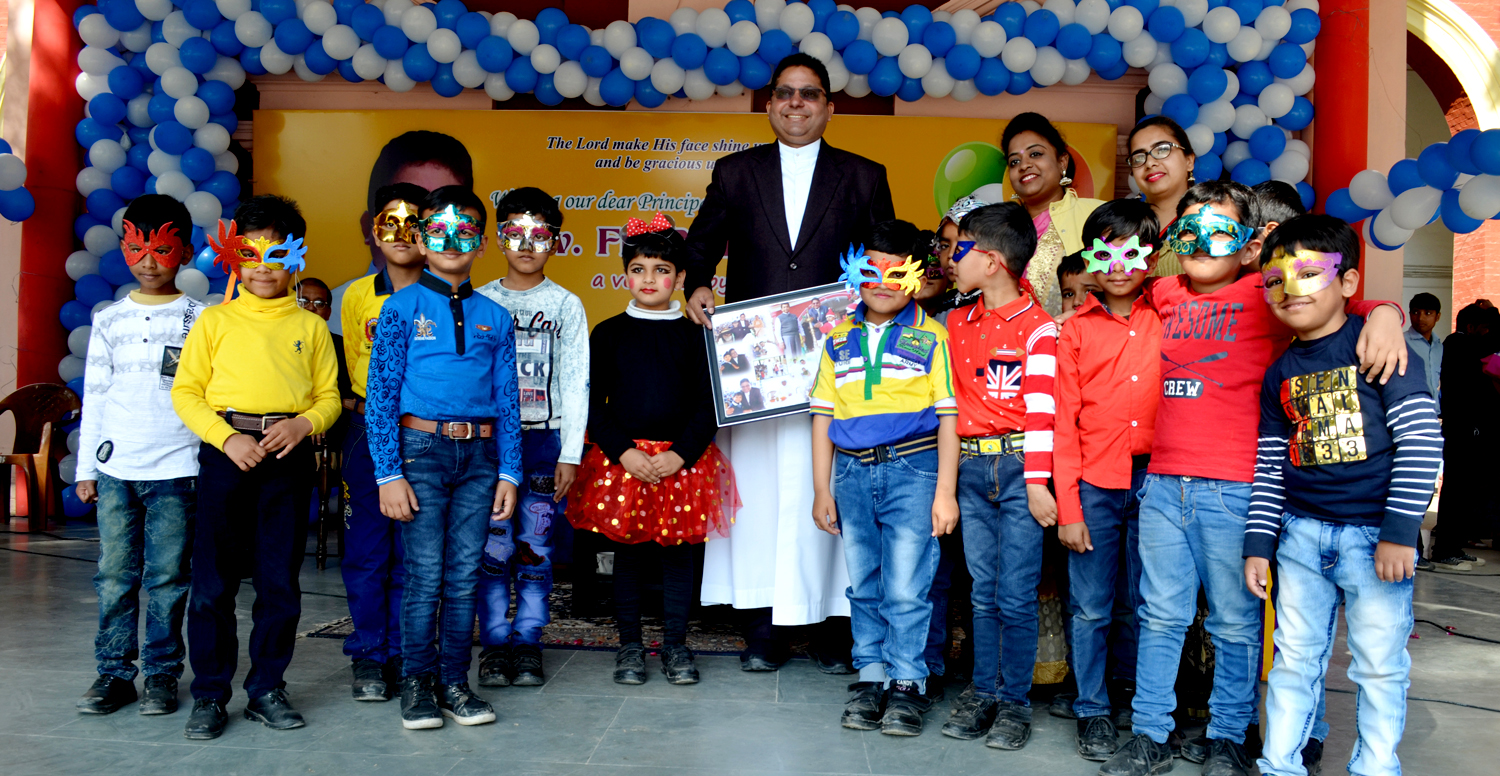 Best ICSE School In Allahabad